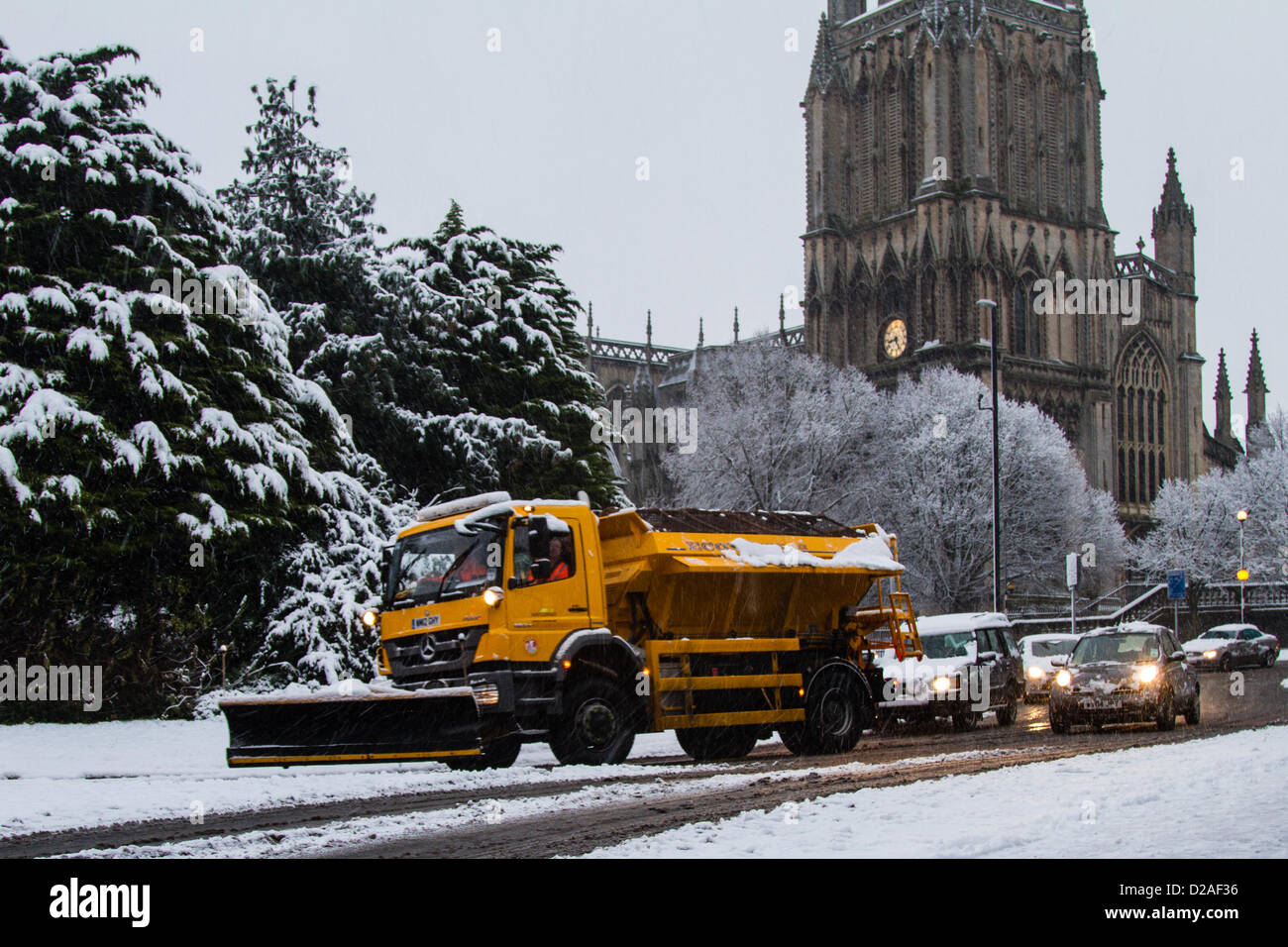 Gritter Lorry Uk Stock Photos Amp Gritter Lorry Uk Stock