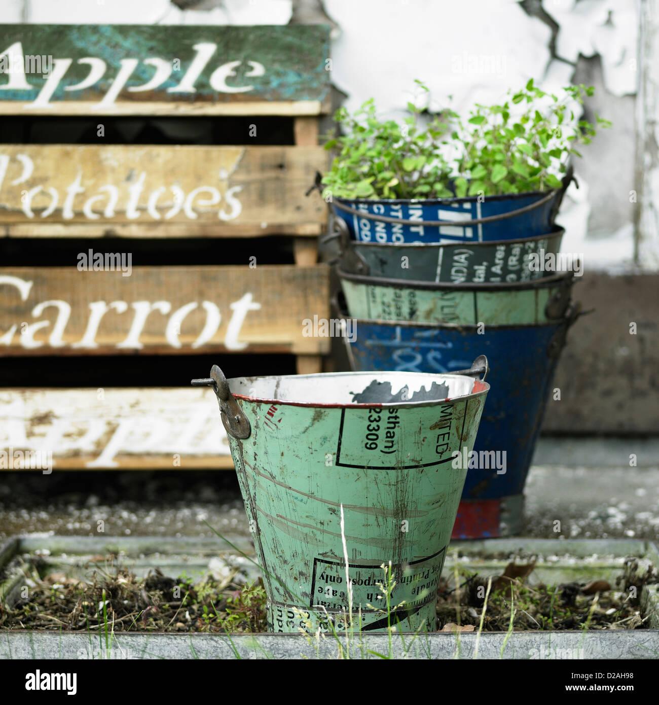 In The Garden Sign Stock Photos & In The Garden Sign Stock Images ...