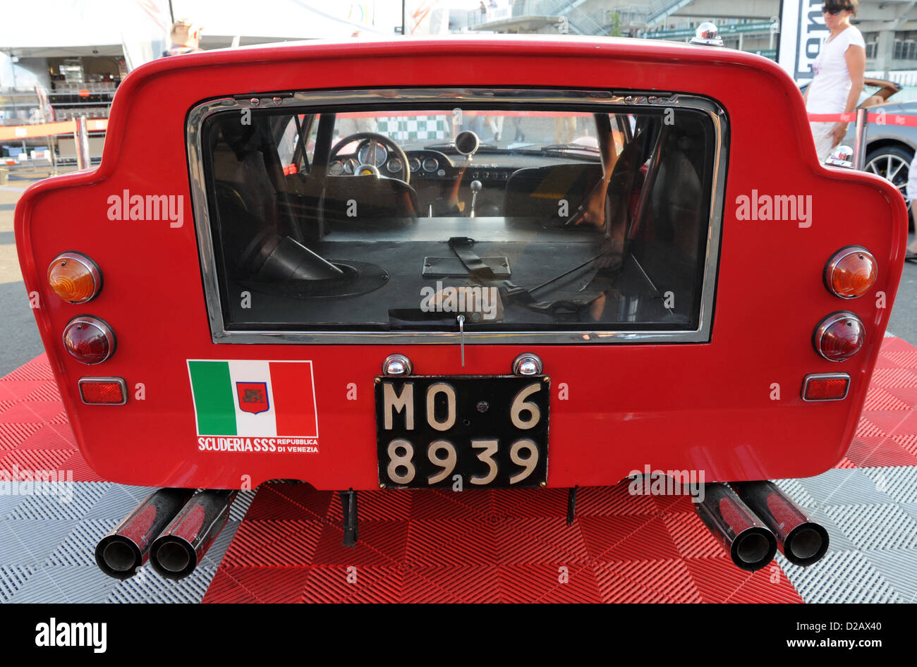 Ferrari 250 Gt Breadvan High Resolution Stock Photography And Images Alamy