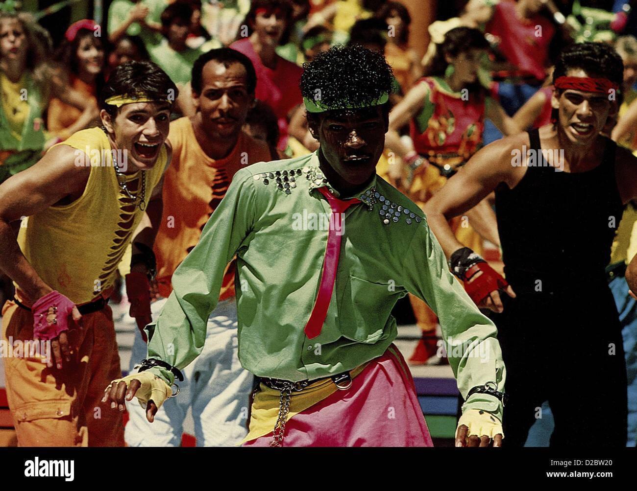 Electric Boogaloo   Breakin' 2: Electric Boogaloo   Szenenbild  -- - Stock Image