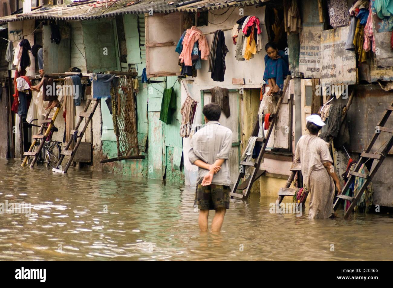 Monsoon, World Record Rain In Bombay, Now Mumbai, Maharashtra, India Stock  Photo - Alamy