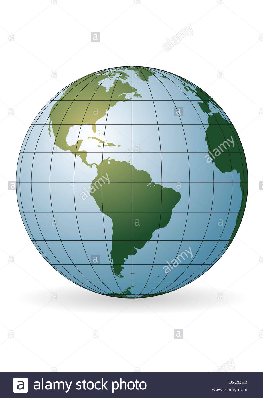 South america map antarctica north america africa stock photo south america map antarctica north america africa gumiabroncs Image collections