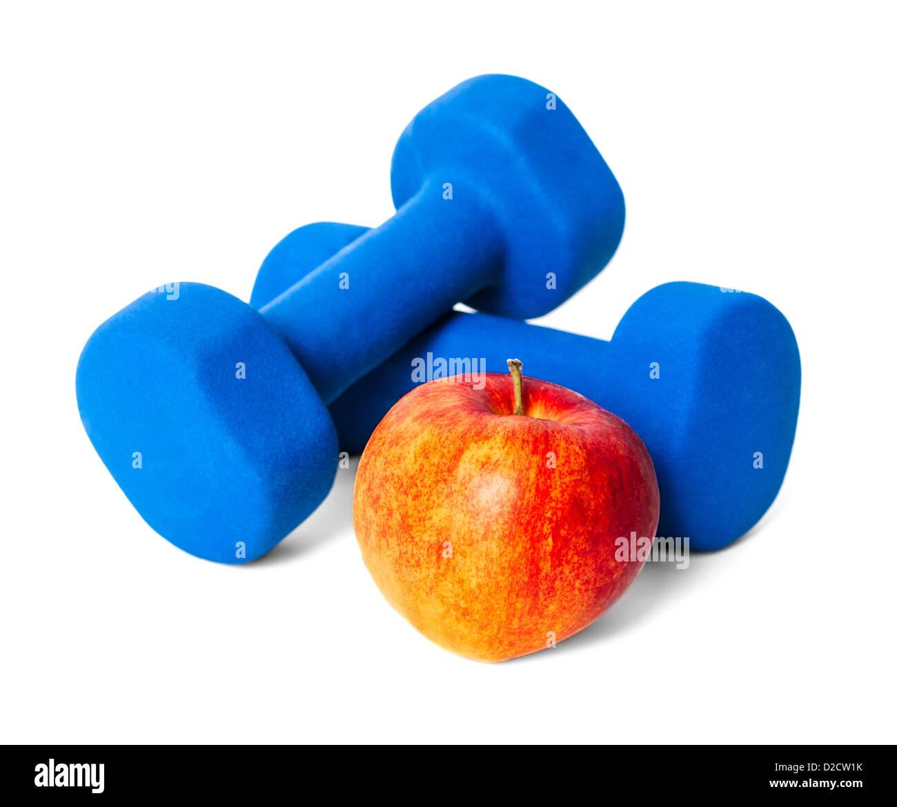 игра гантельки яблочки картинка первого слова или