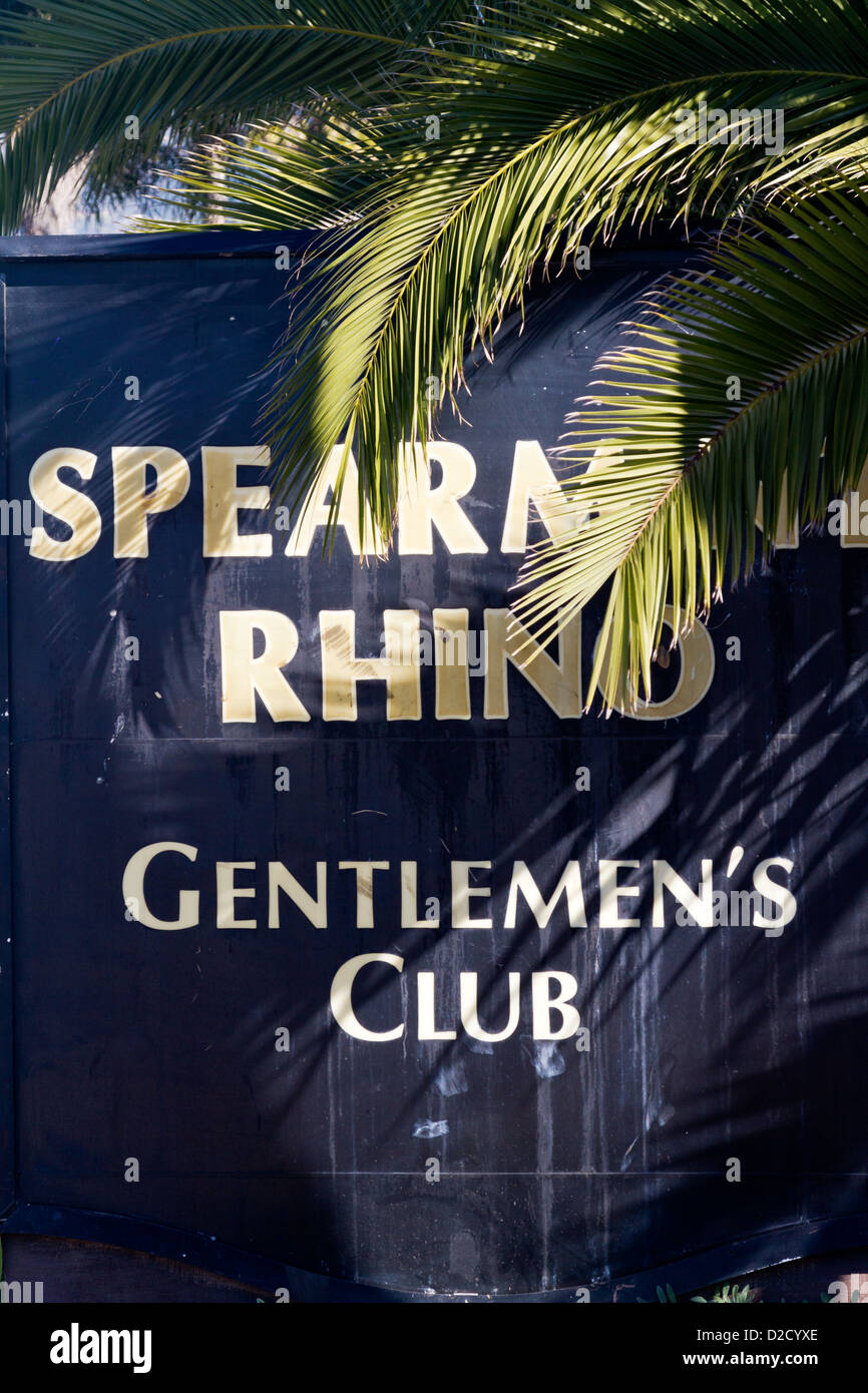 Spearmint rhino santa barbara
