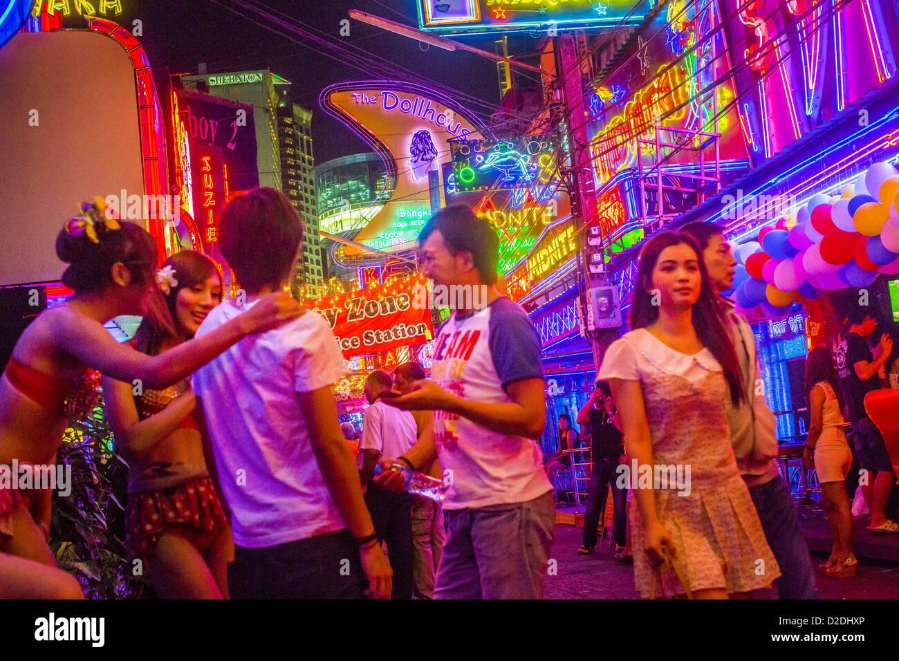thai ladyboy bar