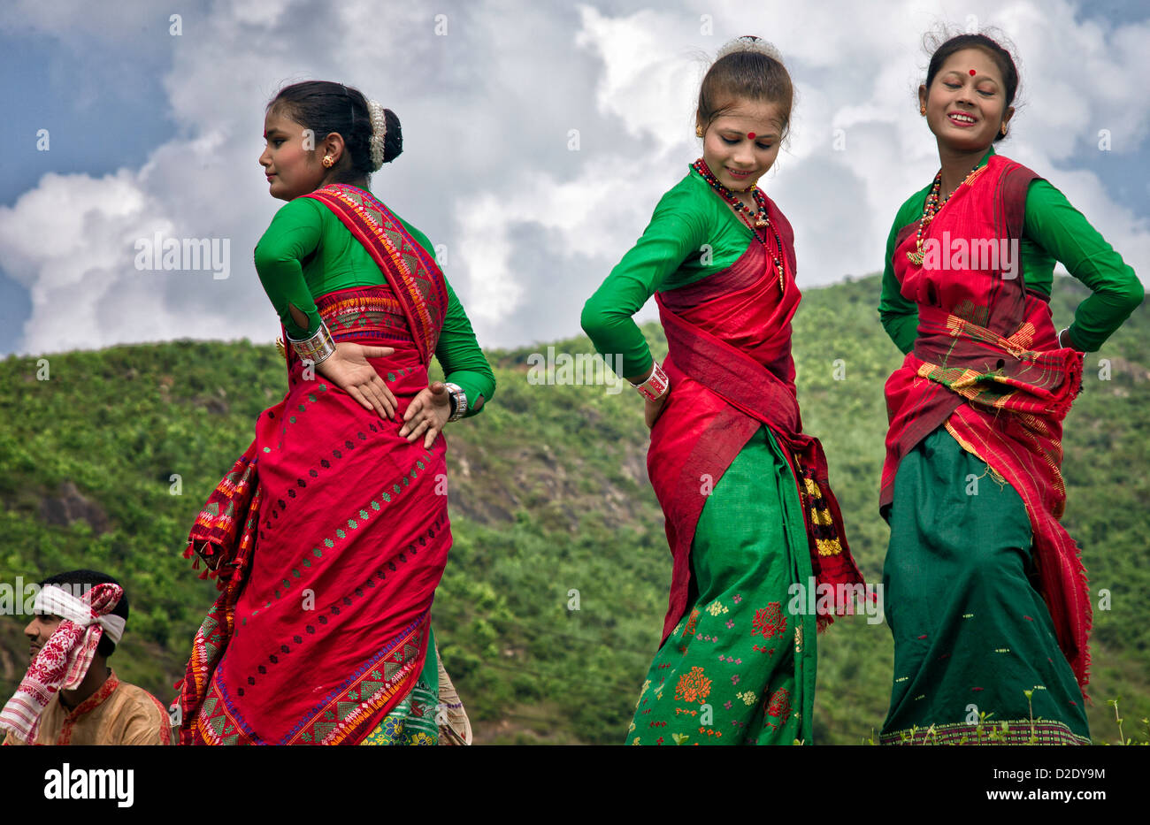 Assamese Drama Stock Photos & Assamese Drama Stock Images
