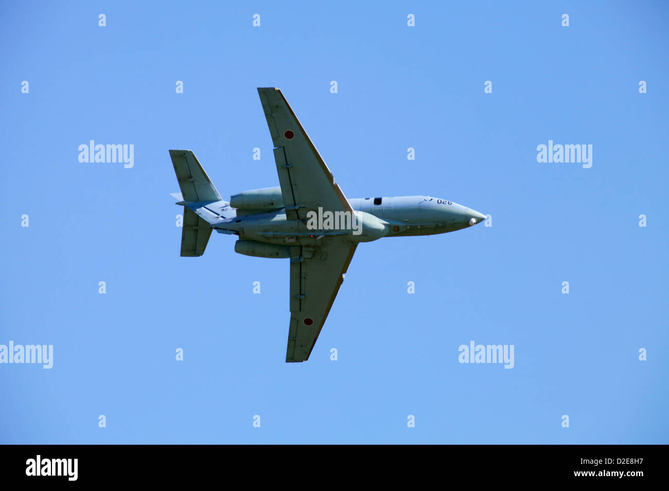 U-125A search and rescue aircraft of Japan Air Self Defense Force - Stock Image