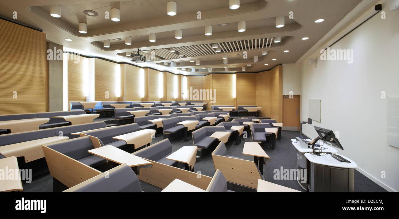 Loughborough Design School Rooms