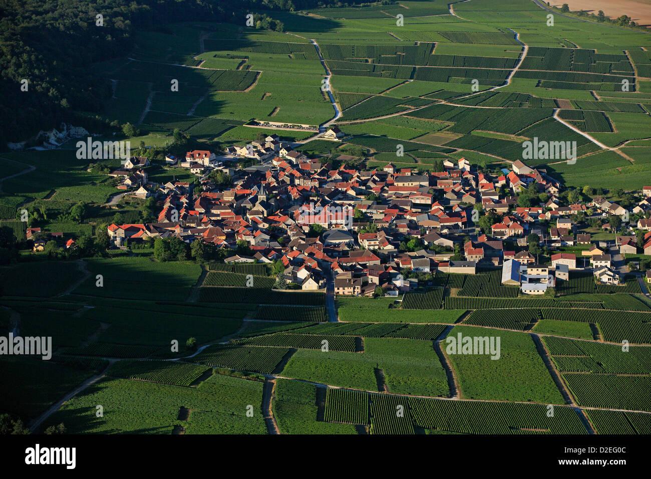 France marne 51 trepail village of champagne vineyards for Champagne marne
