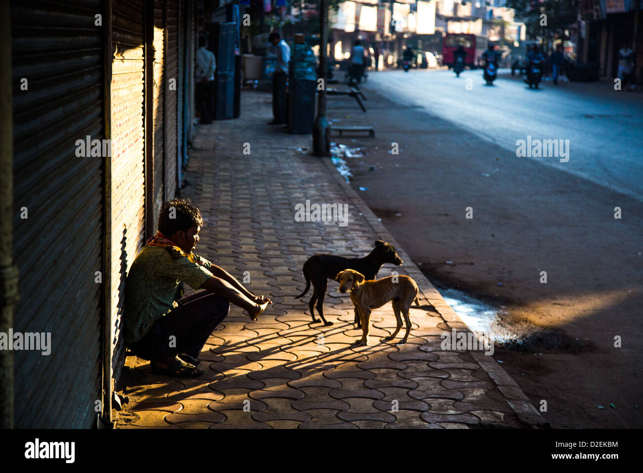 Ahmedabad, Gujarat, India - Stock Image