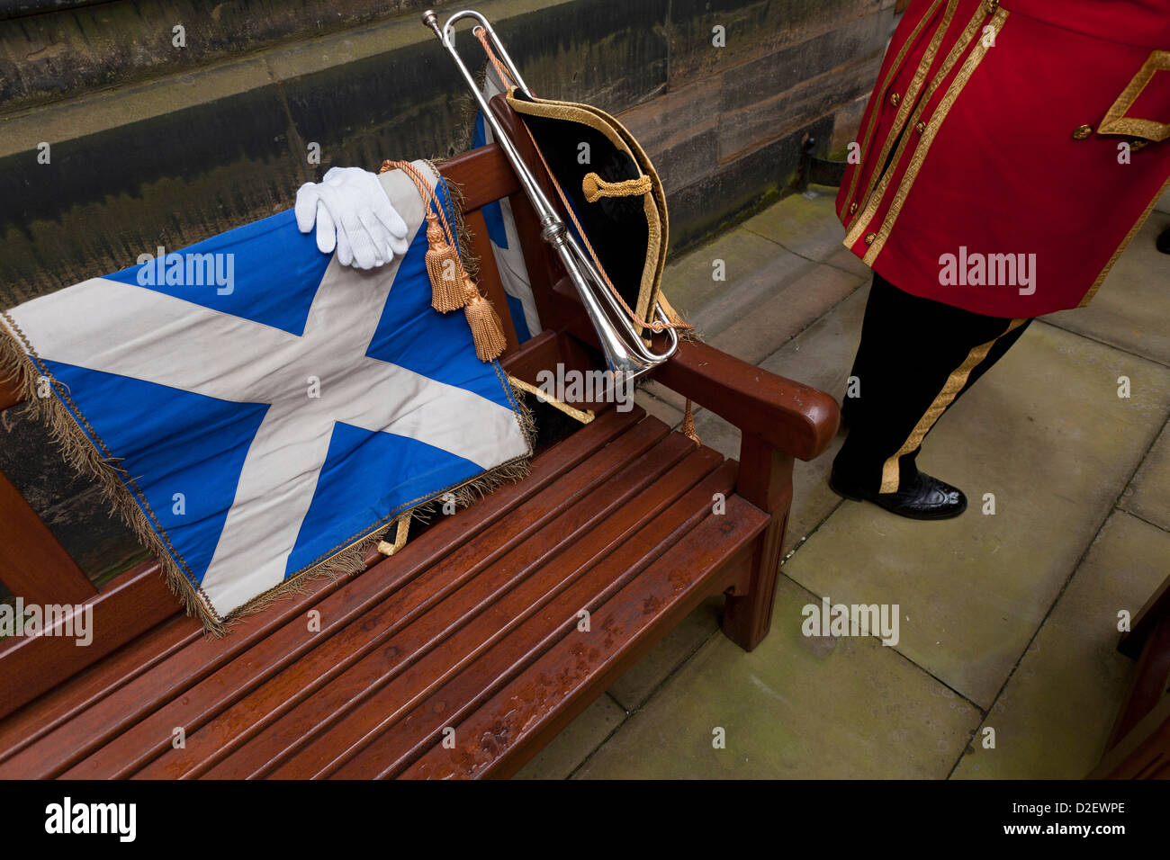The General Assembly of the Church of Scotland 2012 - Stock Image