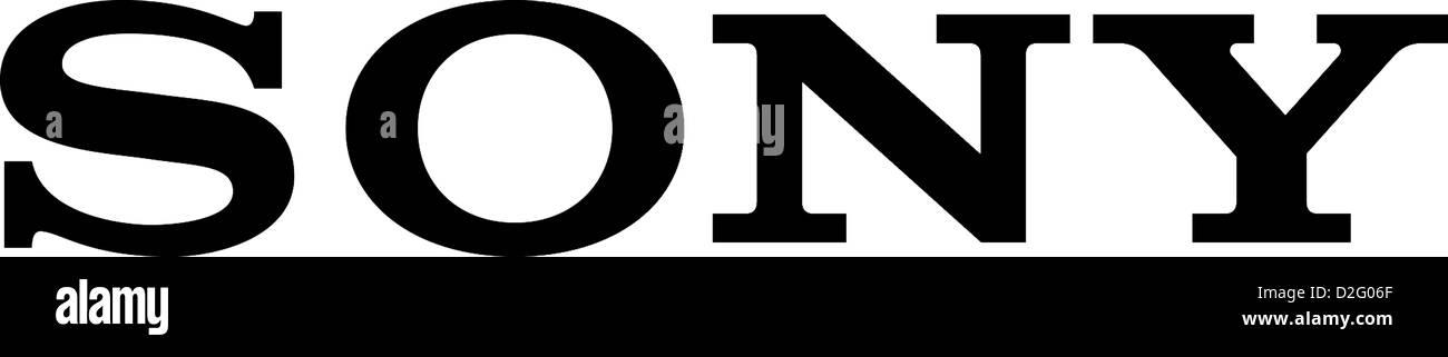 Sony Logo Stock Photos Sony Logo Stock Images Alamy