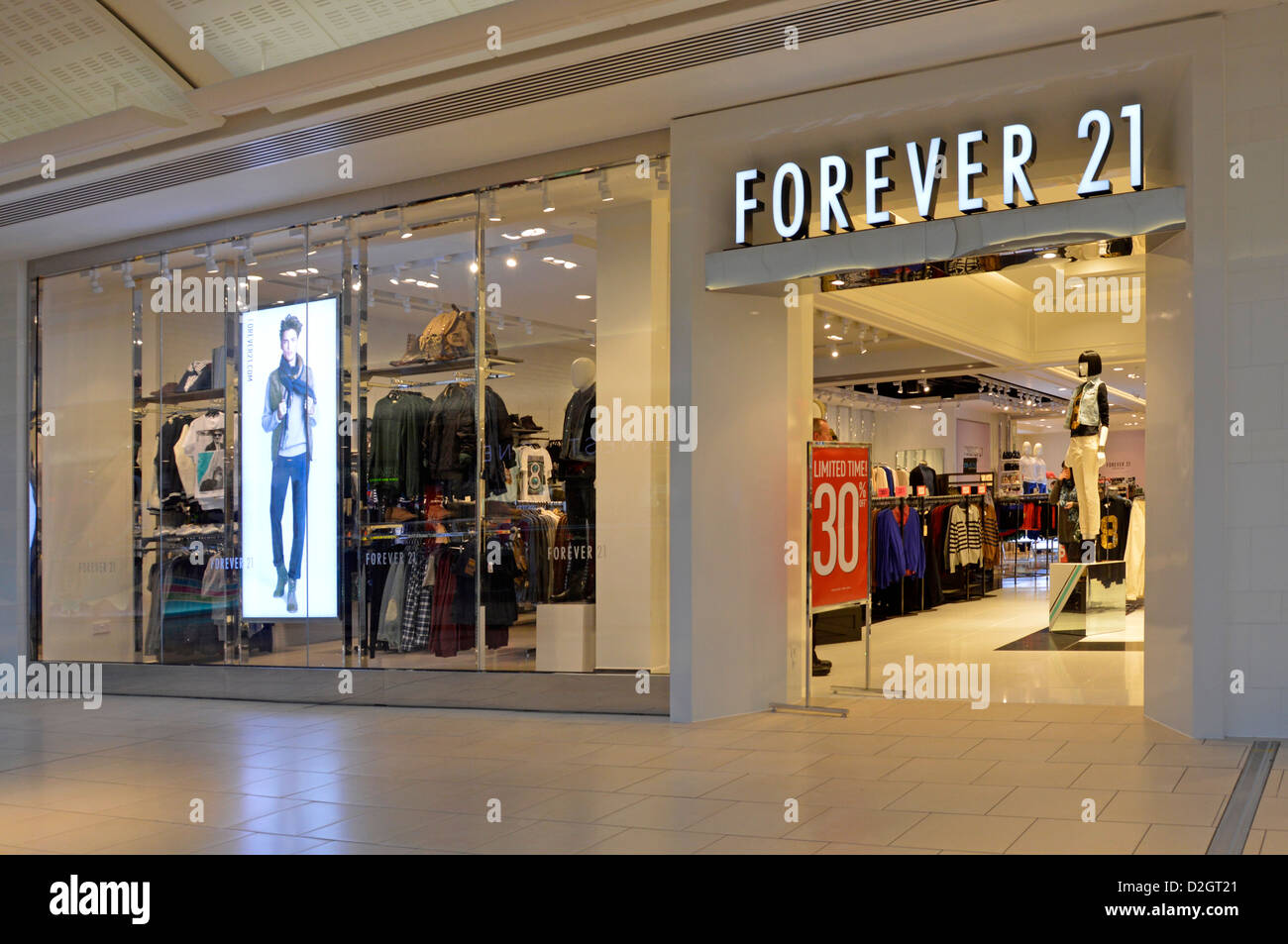City center clothing stores