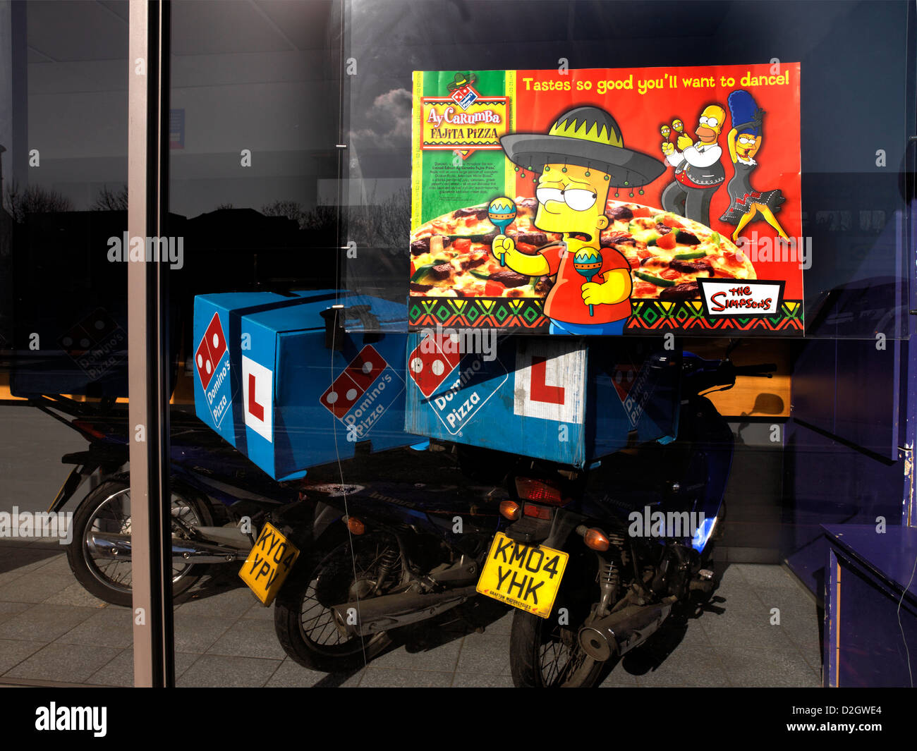 The Simpsons Poster High Resolution Stock Photography And Images Alamy