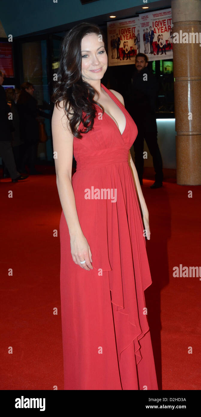 Anna Skellern Photos january 24th 2013: anna skellern attends the european
