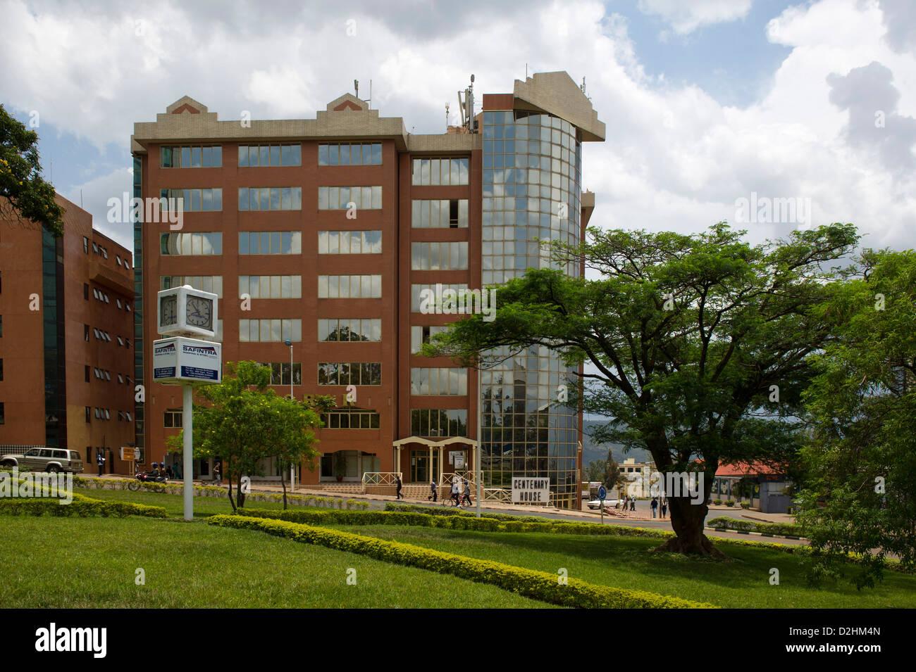 Centenary House, Kigali, Rwanda - Stock Image