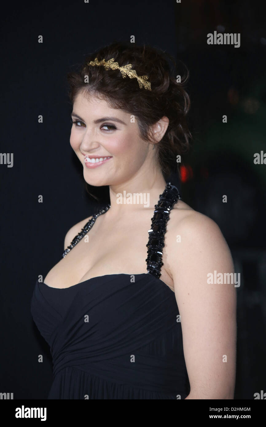british actress gemma arterton arrives for the premiere of the movie