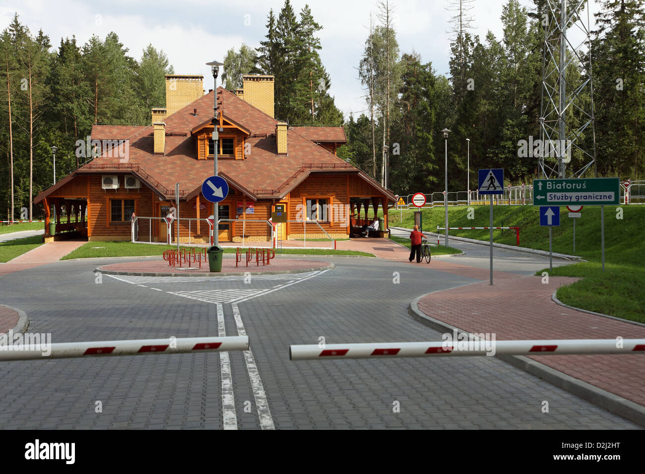 What border checkpoints does Belarus have Borders of the Republic of Belarus