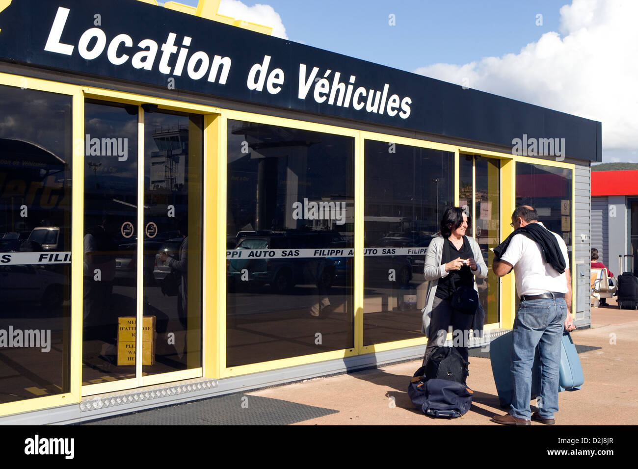 Car Hire Ajaccio Airport