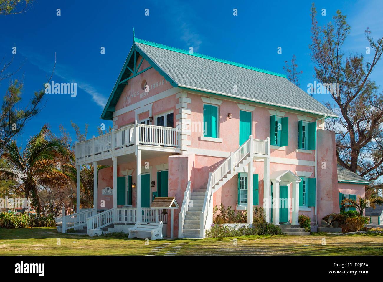 Bahamas, Eleuthera Island, Governor's Harbour - Stock Image