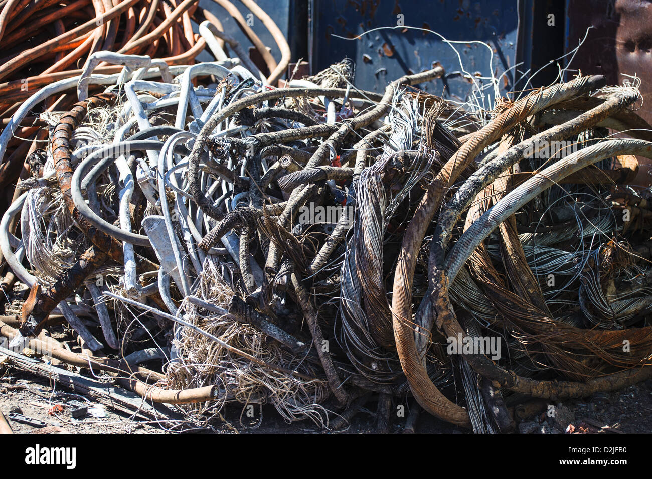 Copper Wires Stock Photos & Copper Wires Stock Images - Alamy