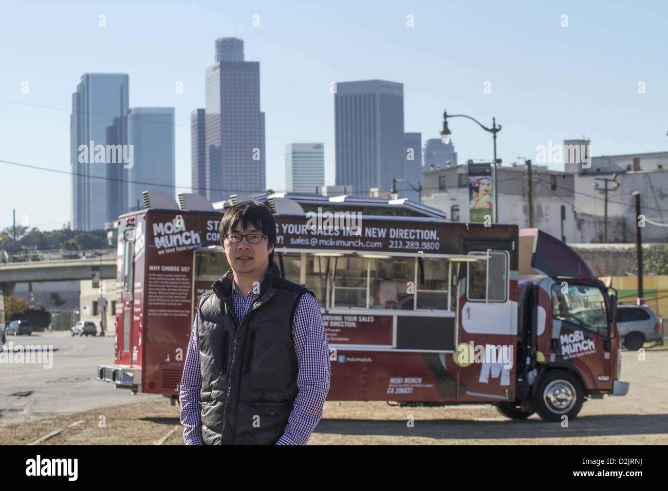 Los Angeles County Fair Food Trucks