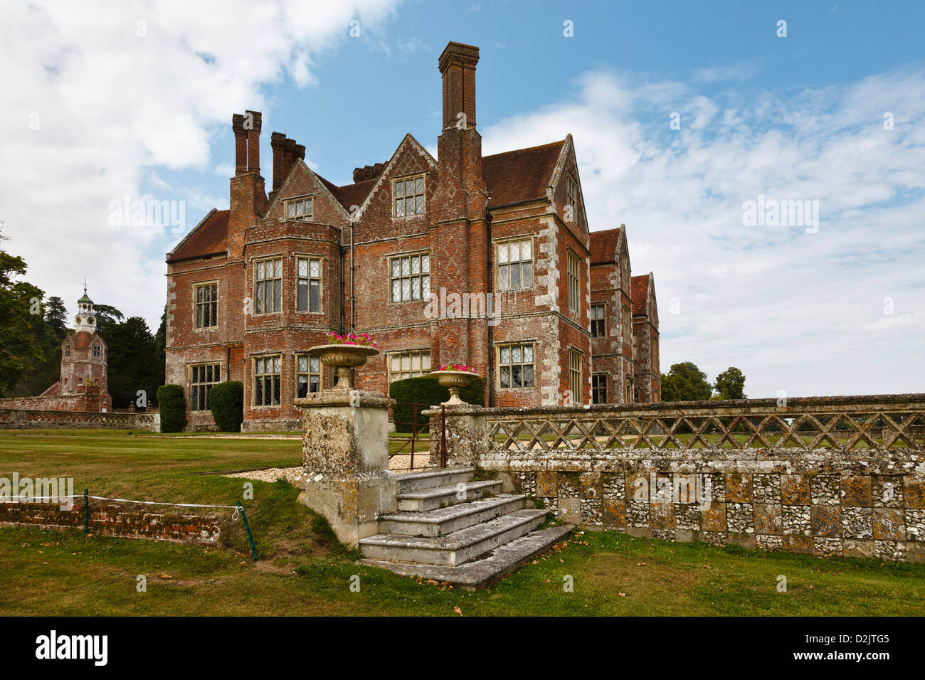 Breamore House, New Forest, Hampshire, England - Stock Image