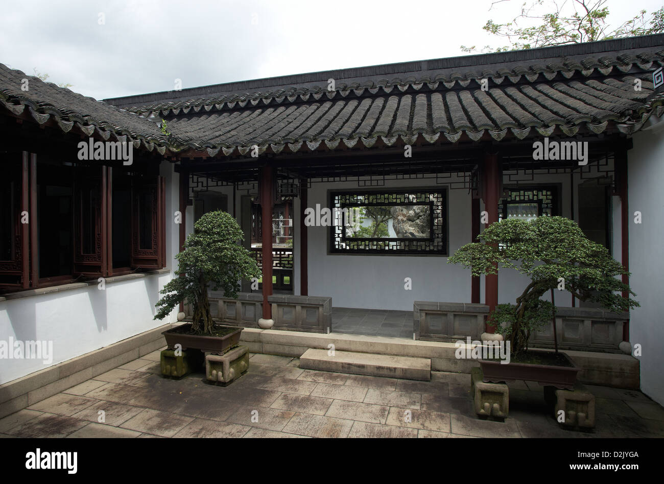 traditional chinese house