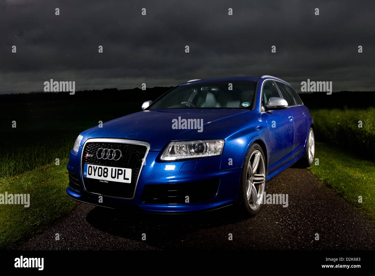 audi rs6 avant stock photos audi rs6 avant stock images alamy. Black Bedroom Furniture Sets. Home Design Ideas