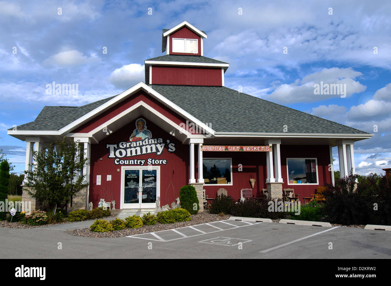 Grandma Tommys Country Store In Sturgeon Bay Wisconsin Specializes