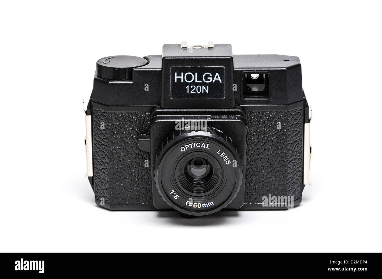 Holga 120N camera - Stock Image