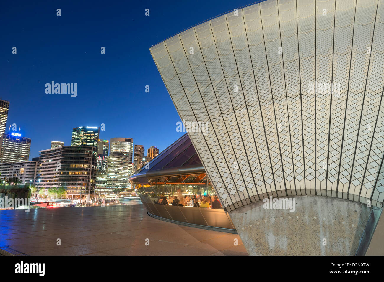 Opera House, UNESCO World Heritage Site, Sydney, New South Wales, Australia, Pacific - Stock Image