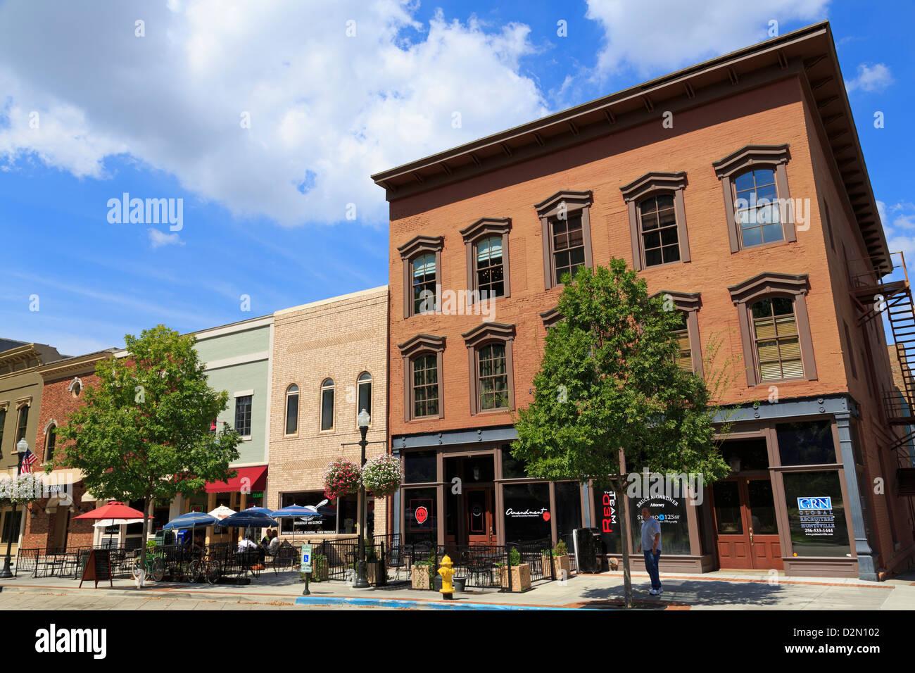 Huntsville (Images of America)