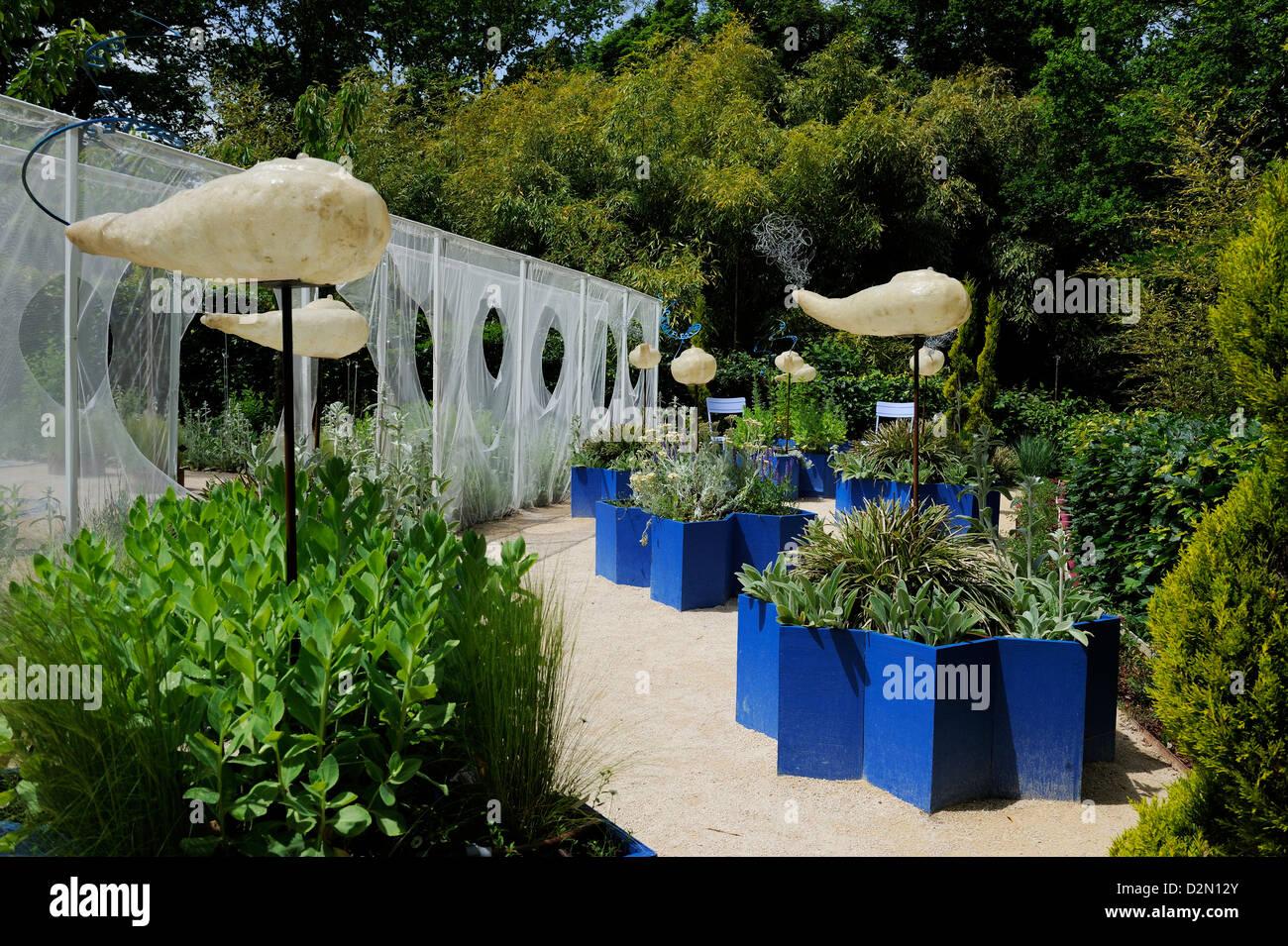 Festival Des Jardins Chaumont Sur Loire 2009 chateau de chaumont sur loire stock photos & chateau de