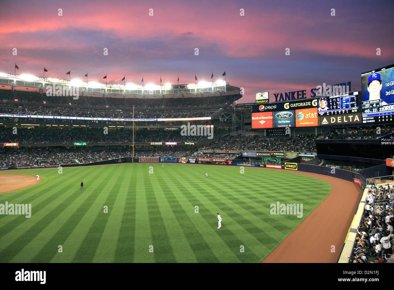 Madison Square Garden: Baseball Game, Yankee Stadium, Bronx, New York City