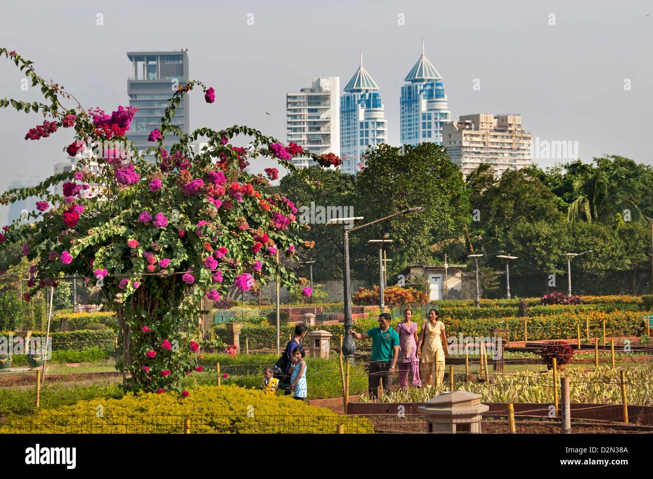 Hanging Gardens Mumbai Stock Photos \u0026 Hanging Gardens Mumbai