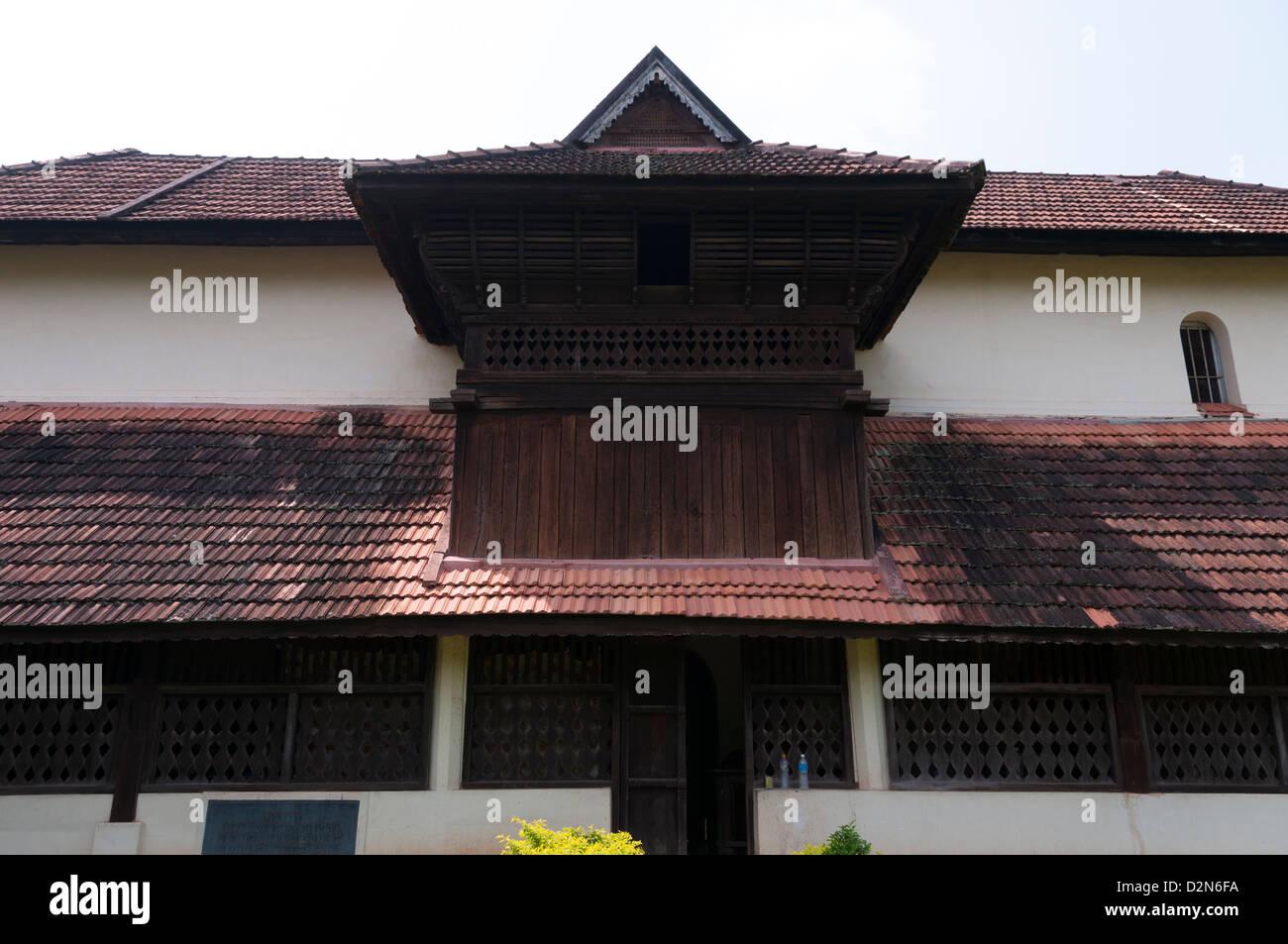 Traditional Kerala Roof Stock Photos Amp Traditional Kerala