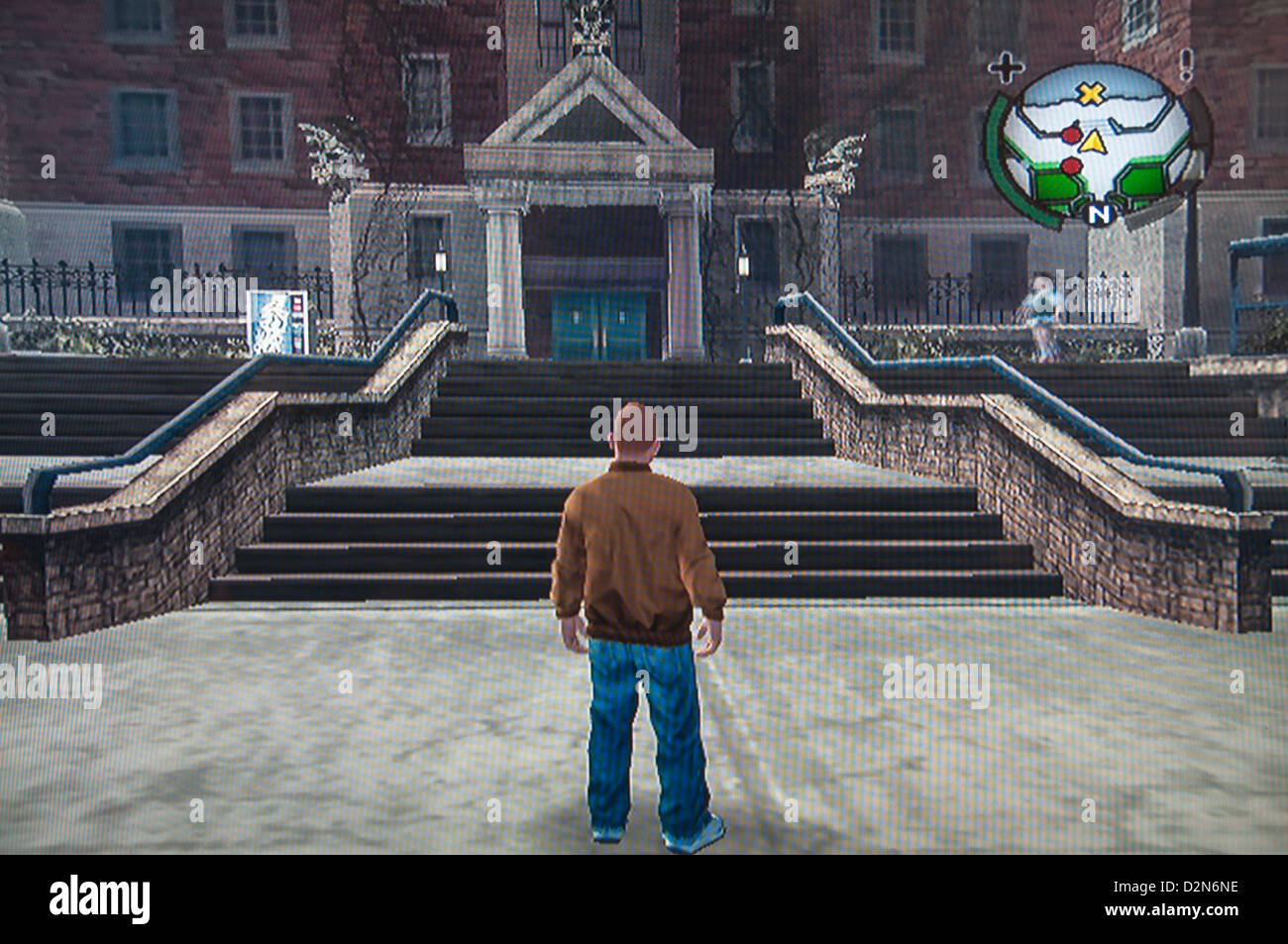 Grand Theft Auto video game - Stock Image