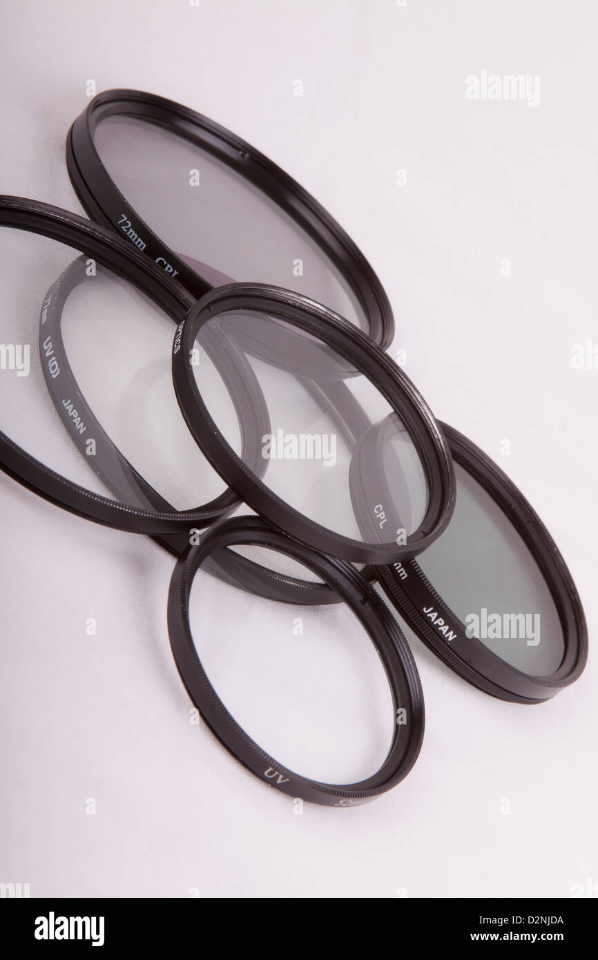 filters - Stock Image