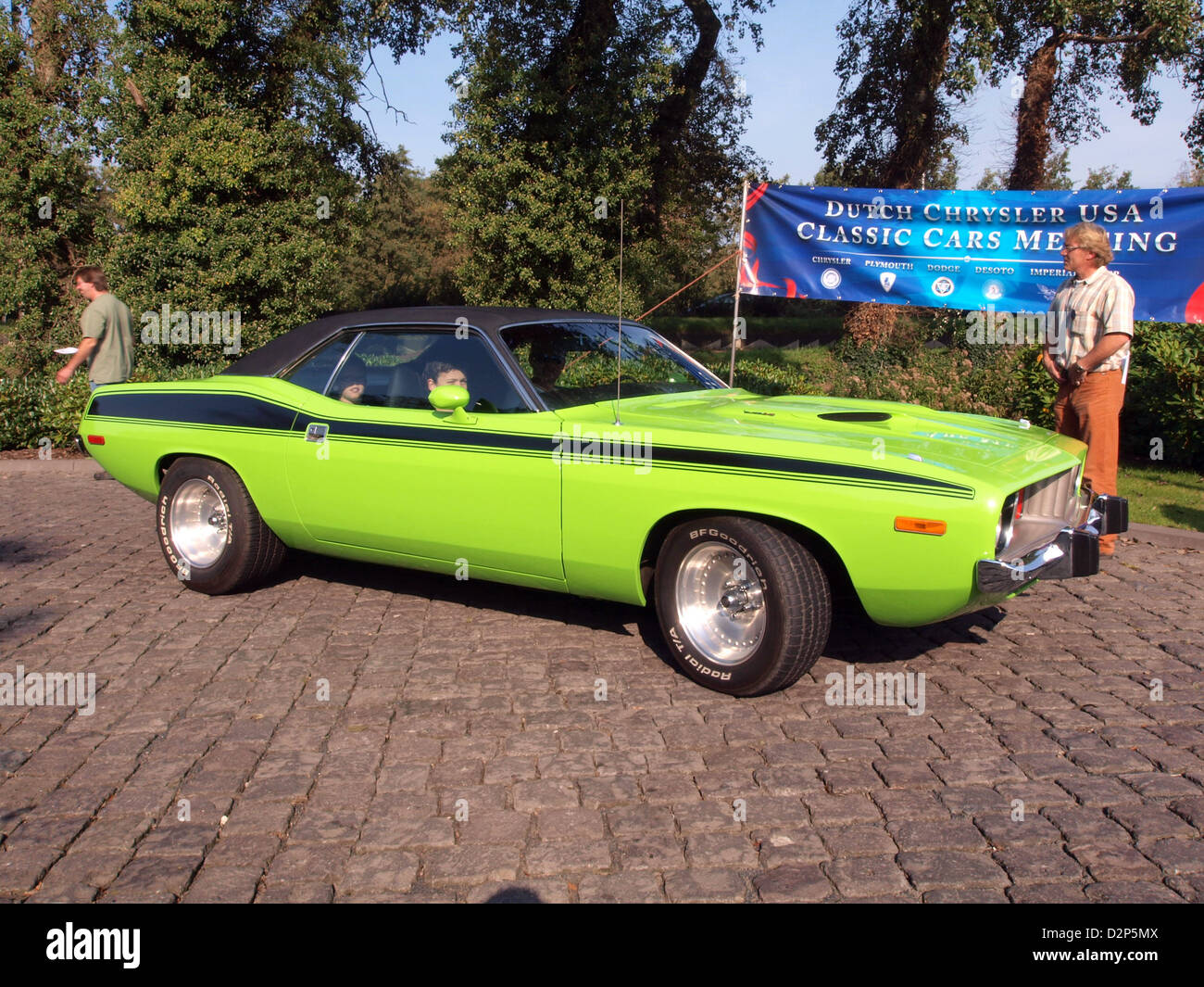 1973 Plymouth Barracuda Stock Photo: 53347866 - Alamy