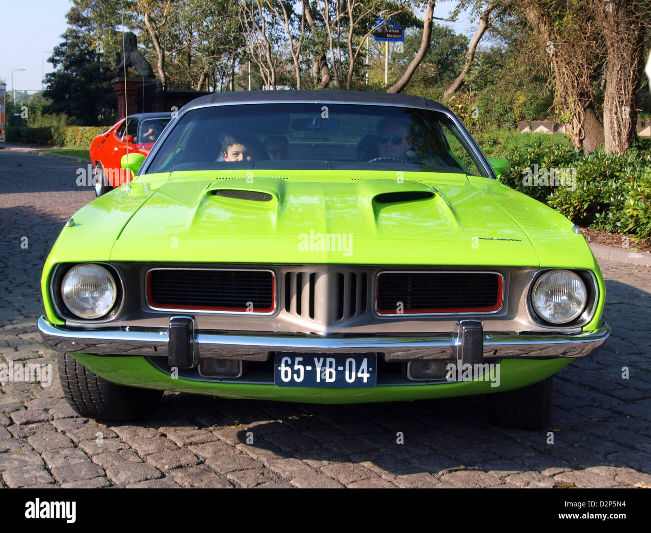 1973 Plymouth Barracuda Stock Photo: 53347872 - Alamy