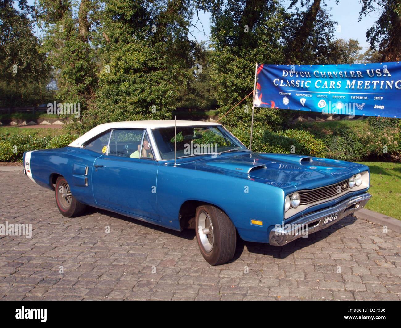 1969 Dodge Coronet 440 Stock Photo Alamy