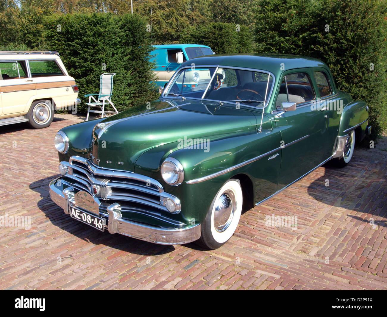 Dodge Coronet Stock Photos Images Alamy 1950s Cars 1950