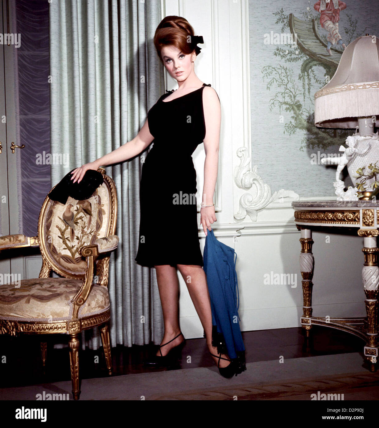 MADE IN PARIS 1966 MGM film with Ann-Margaret - Stock Image