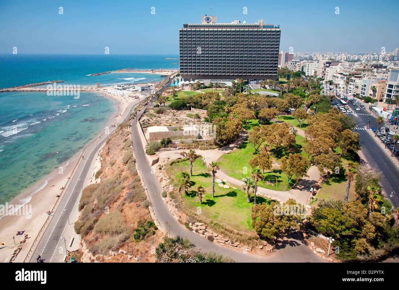 Hilton Beach Tel Aviv Hotel