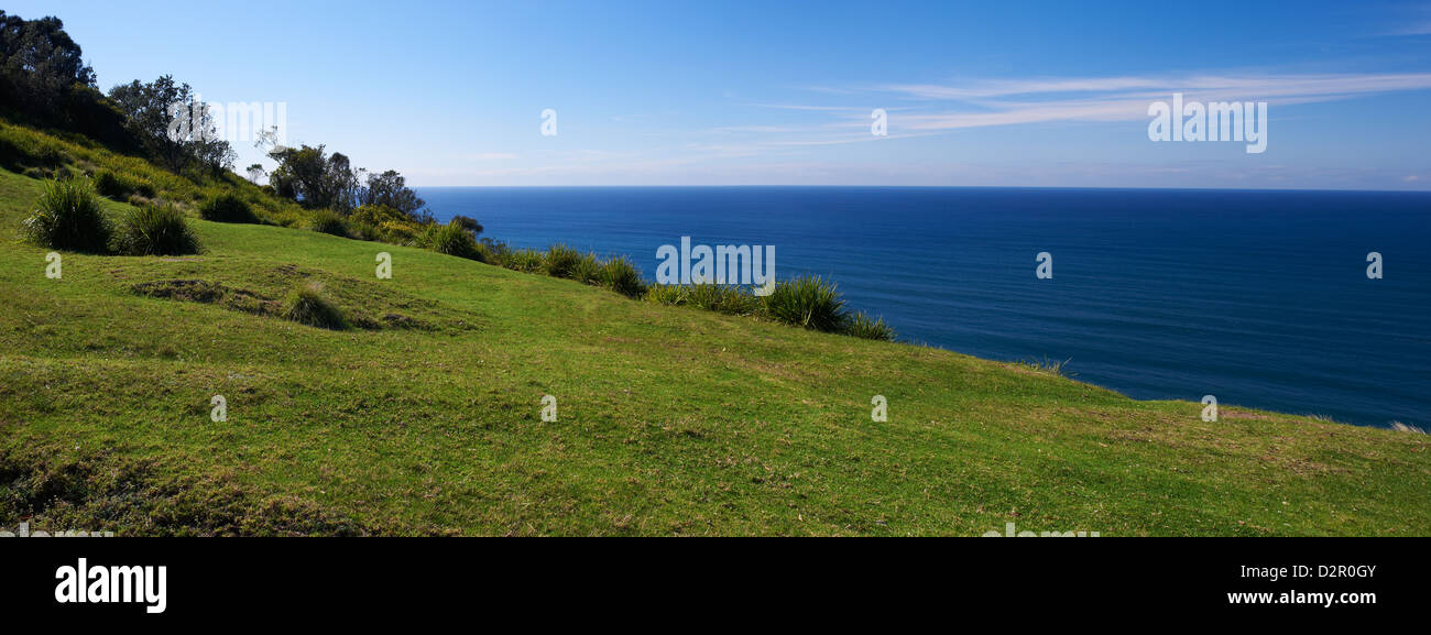 New South Wales Coastline - Stock Image