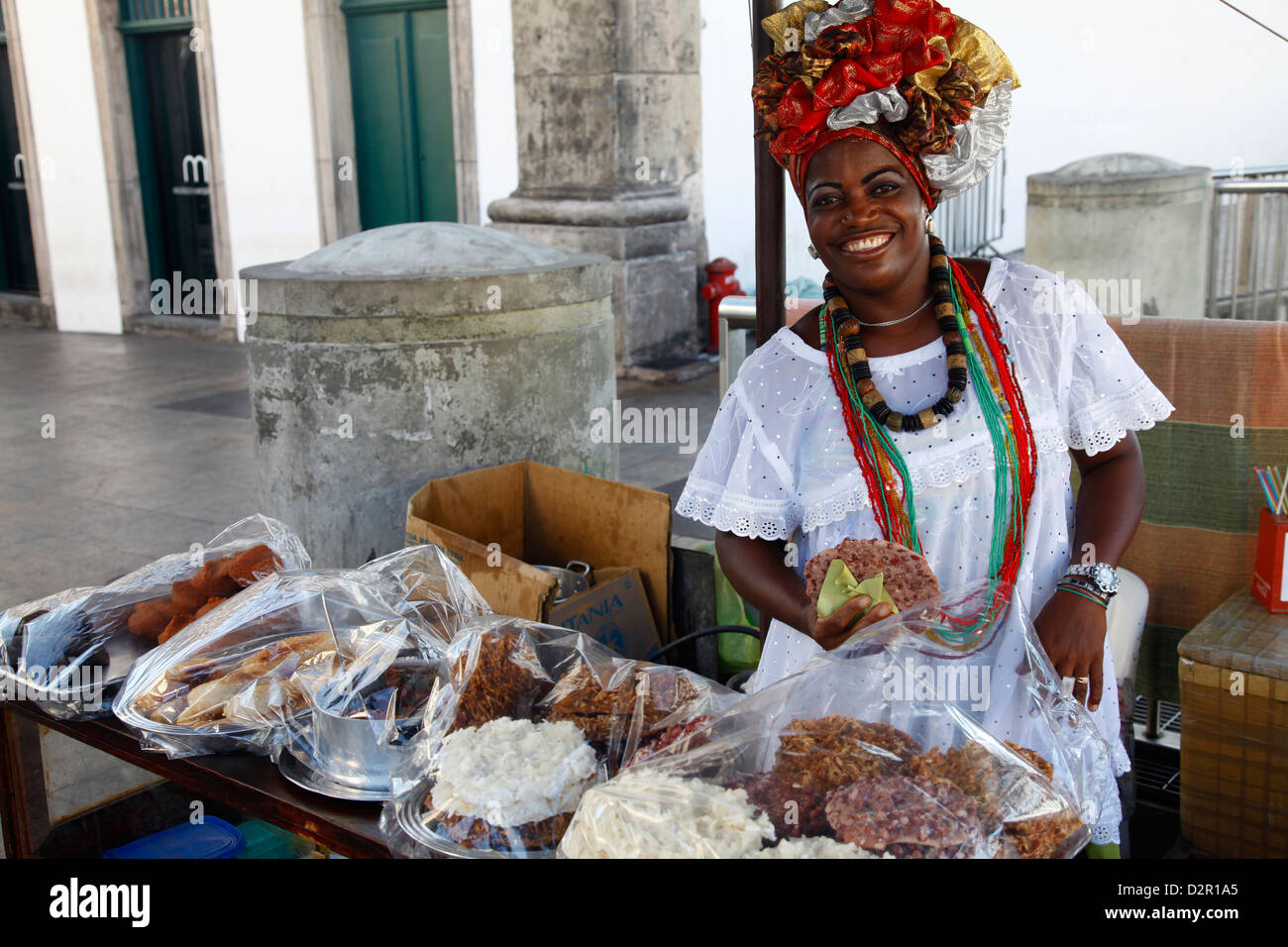 Bahia Brazil Street Food