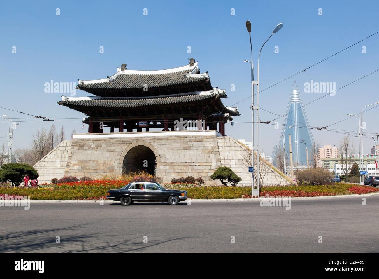 Pyongyang, Democratic People's Republic of Korea (DPRK), North Korea, Asia - Stock Image
