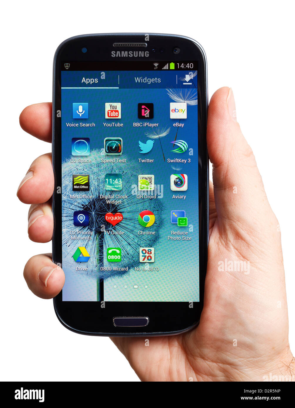 how to get apps on a samsung galaxy s3