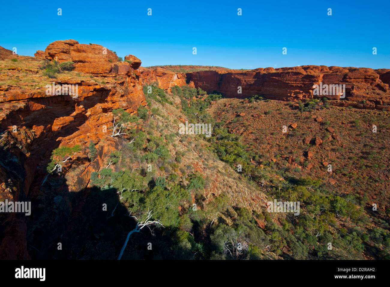 Kings Canyon, Northern Territory, Australia, Pacific Stock Photo